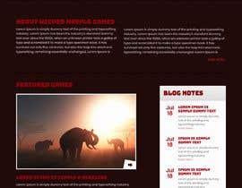 #48 untuk Website Design oleh uvshejole