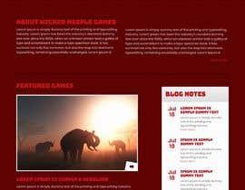 #49 untuk Website Design oleh uvshejole
