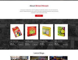 #12 untuk Website Design oleh mithu2219146