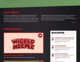 #44 untuk Website Design oleh KishanSunar