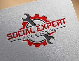#100 for Social Expert Lead Machine logo af ffaysalfokir