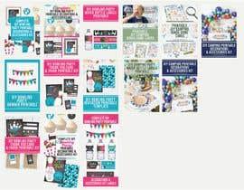 Nro 51 kilpailuun Create 19 Pinterest Pins Using Images We Give You käyttäjältä heartstrings10