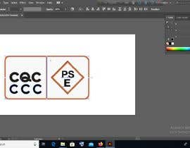 #140 for Convert the certification logo into Ai file by mostafizur35