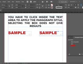 #5 for InDesign: assign paragraph style to interactive text field by AbdelBoughlam