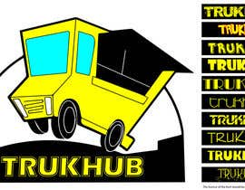 #19 cho Design a Logo for trukhub (food truck) bởi abrahamarul
