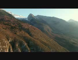 nº 2 pour Create a 2-minute inspirational video montage of beautiful mountains par bishoyelmalah
