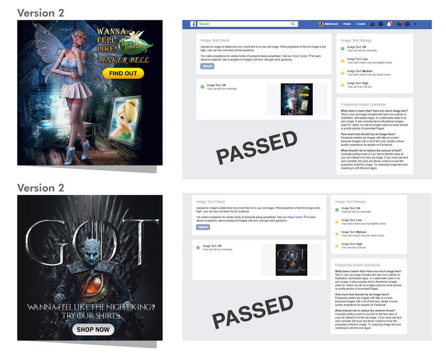 Penyertaan Peraduan #                                        69                                      untuk                                         Facebook Advertisement Creative Contest - PrettyMystical.com