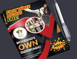 #143 untuk Flyer Martial Arts Contest oleh piashm3085