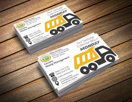 #19 pentru Design some Business Cards for Garbage Collection company de către kishanbhatt7