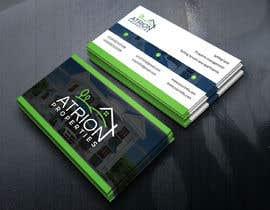 #794 untuk business card for real estate company oleh abutalebsarkerr