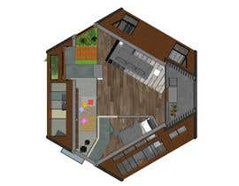 #36 for Vacation Cabin Layout (Floor and Structure) by samanishu12