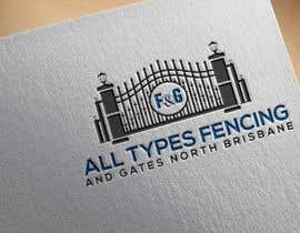 #452 for Fencing Company Full logo design by SUFIAKTER