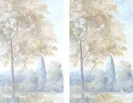 #7 untuk Mural Painting Replica (EXACT) oleh vungurean