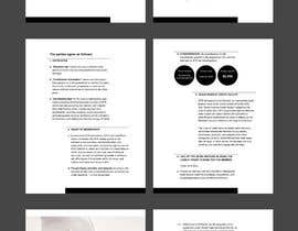 #66 untuk Redesign and reformat the attached document oleh ferisusanty