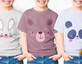 #24 for T-shirt Design Kids Zoo Germany af Maxbah