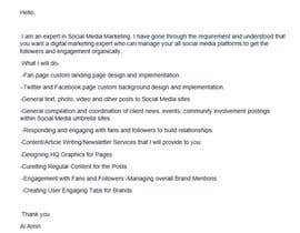 nº 18 pour multimedia marketing par alaminhossanalam