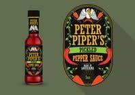 Looking for a Hot Sauce Label Designer için Graphic Design24 No.lu Yarışma Girdisi