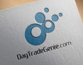 #26 for Design a Logo for DayTradeGenie by kavzrox