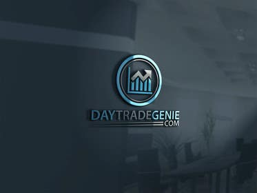 #12 cho Design a Logo for DayTradeGenie bởi alikarovaliya
