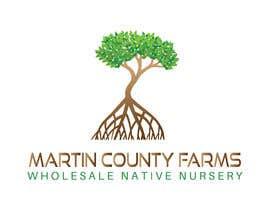 #21 untuk Logo needed for Nursery involving mangrove tree and their name oleh RhSourav