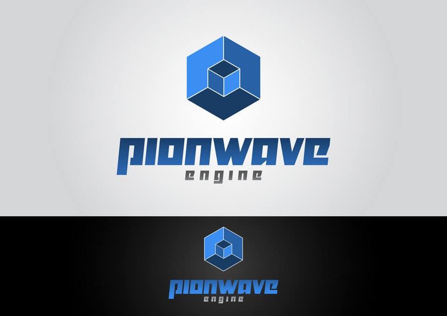 "#276 for Logo Design for ""PionWave Engine"" by WabiSabi"