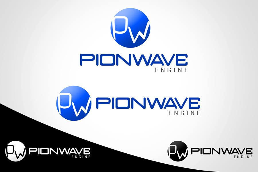 """#308 for Logo Design for """"PionWave Engine"""" by Anmech"""