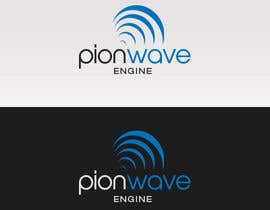 "#52 para Logo Design for ""PionWave Engine"" de ponixx"