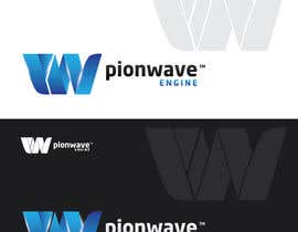 "#318 para Logo Design for ""PionWave Engine"" de dyymonn"