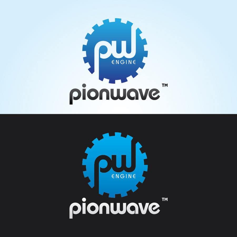"#73 for Logo Design for ""PionWave Engine"" by dyymonn"