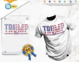 Maxbah tarafından Trump 2020 Campaign T-shirt design için no 5