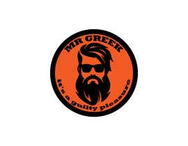 #110 for I need a logo for MR. GREEK by marufbillha