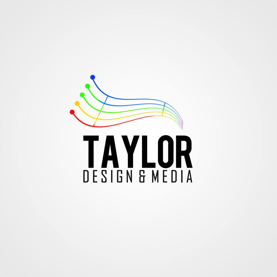 Contest Entry #4 for Design a Logo for Taylor Design and Media