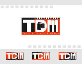dandrexrival07 tarafından Design a Logo for Taylor Design and Media için no 8