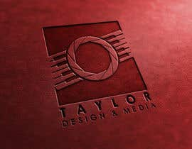 dandrexrival07 tarafından Design a Logo for Taylor Design and Media için no 104