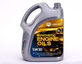 #110 for Label Design - Oil Lubricants af tharindhukularat