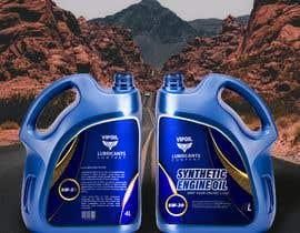 #103 for Label Design - Oil Lubricants af skuizy