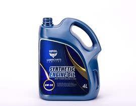 #104 for Label Design - Oil Lubricants af skuizy