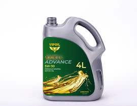 #99 for Label Design - Oil Lubricants af omorsunnychy