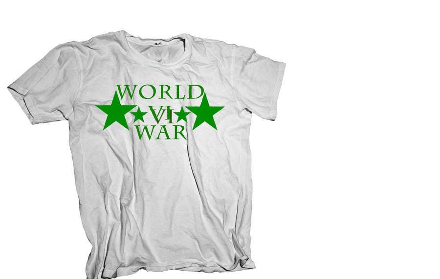Kilpailutyö #29 kilpailussa Design a T-Shirt for a Fitness Camp