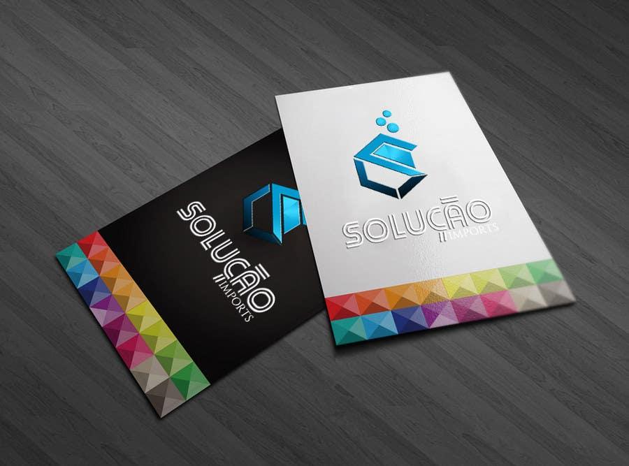 Kilpailutyö #36 kilpailussa design Logo for Solução company