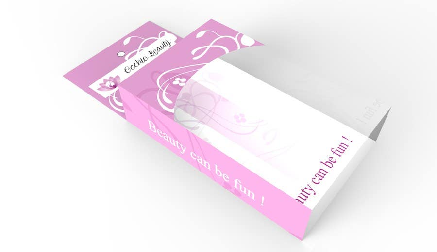 Contest Entry #9 for Create Print and Packaging Designs for Occhio Beauty - Tweezers Box