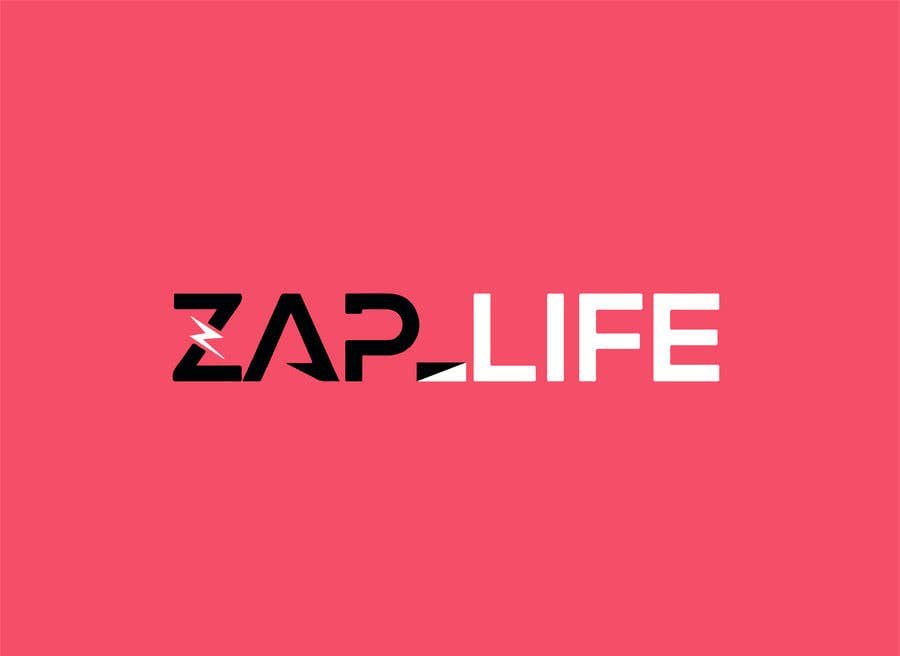 Contest Entry #                                        8                                      for                                         Zap_life logo