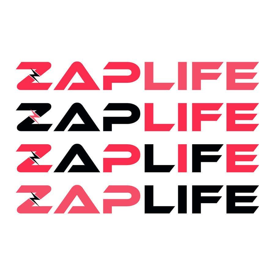 Contest Entry #                                        13                                      for                                         Zap_life logo