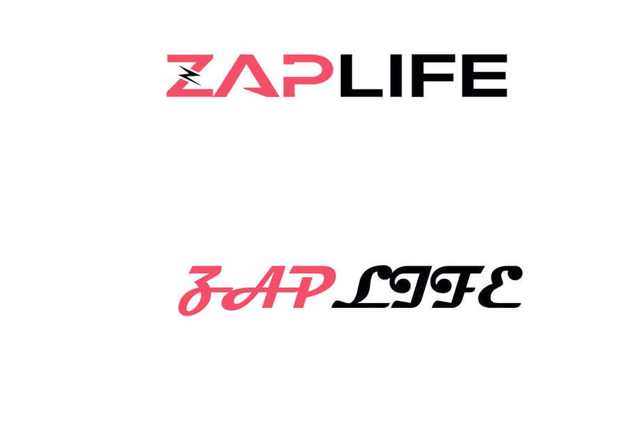 Contest Entry #                                        9                                      for                                         Zap_life logo