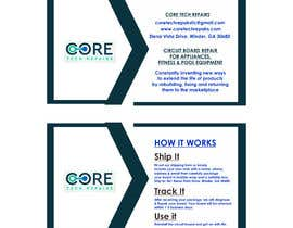 #127 for build me a business card and flyer by vairus01