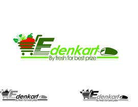 karolinaARH tarafından Design a Logo for online sale of Fruits, Vegetable, Groceries, Nuts and spices için no 35