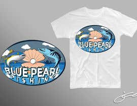 #57 for Design me an offshore fishing shirt by jcblGD