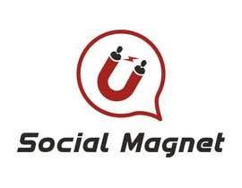#100 cho Logo for Social Magnet bởi mayurbarasara
