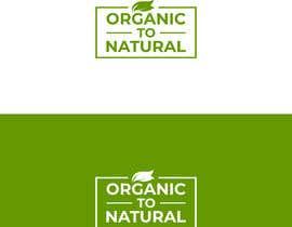 #303 cho logo design ( Organic to Natural ) bởi Cassiopeia93