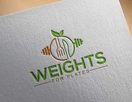 "#272 cho Logo Design for ""Weights for Plates"" bởi nurjahana705"